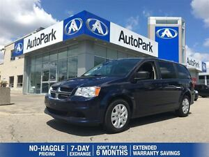 2014 Dodge Caravan BLUETOOTH | KEYLESS | CRUISE