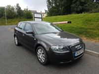 2005 AUDI A3 SPORTBACK 5 DOOR SPECIAL EDITION **BARGAIN**QUICKSALE**