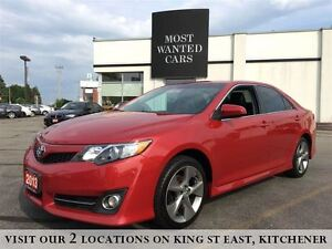2013 Toyota Camry SE | CAMERA | LEATHER | PADDLE SHIFTERS