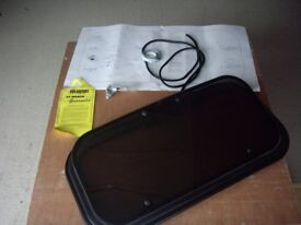 Solaport Sunroof NEW with seals and instructions