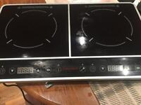 Double Hob Induction Cooker