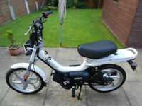 Tomos Flexer 45 Moped (16 plate) 2 speed automatic.. NEW PRICE