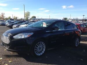 2012 Ford Focus Electric A/C MAGS NAVY