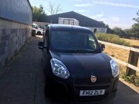 FIAT DOBLO MAXI.2012.NEW MOT.ONE COMPANY OWNED.READY FOR WORK