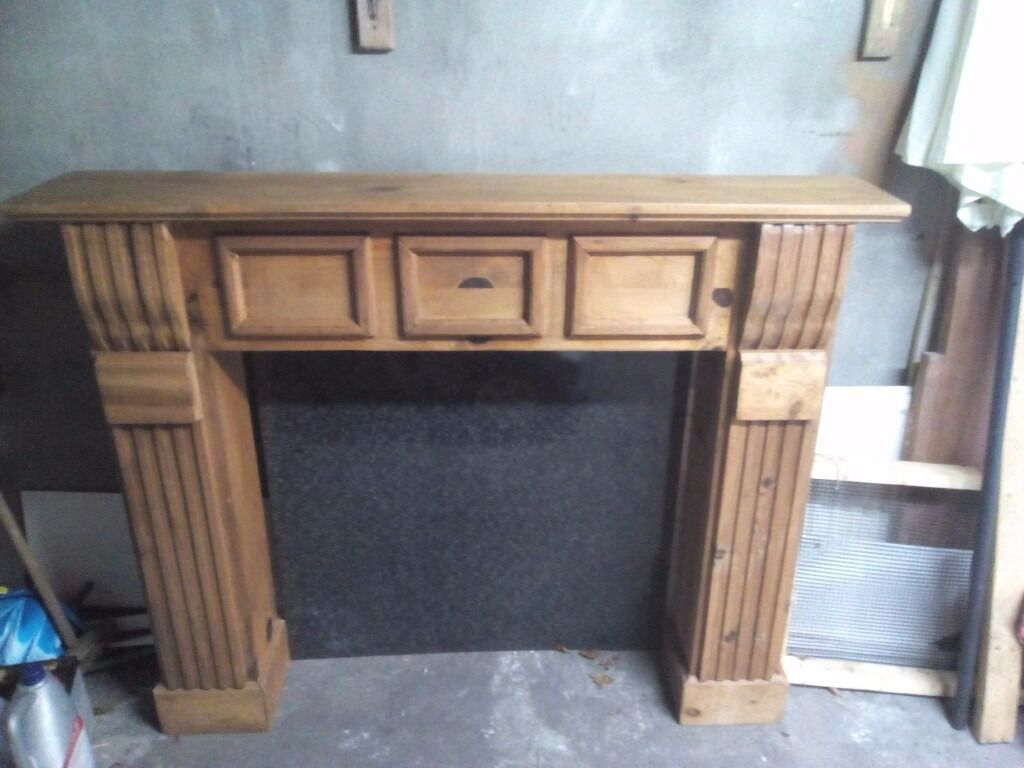 mexican pine fire surround in ballymena county antrim gumtree