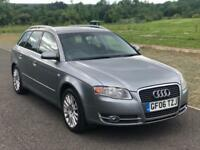 Audi A4 Avant 2.0 TDI SE 4dr Diesel, One P Owner, Service History, Exceptional Condition.