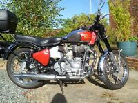 Royal Enfield Bullet 500 - 2003 low mileage