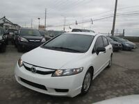 2011 Honda Civic DX-G**AUTO* CERT & 3 YEARS WARRANTY INCLUDED **