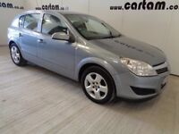 2008 Vauxhall Astra Club 1.4 Grey 81k miles History Air-Con HPi Clear £1795 Warranty Included