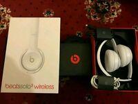 Beats Solo 3 Wireless White - Quick Sale
