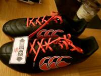 new canterbury rugby boots