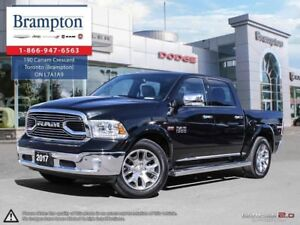 2017 Ram 1500 LARAMIE LIMITED 4X4 | 1 OWNER TRADE-IN | CLEAN CAR