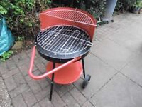 -- NEW -- Small Manoeuvrable B.B.Q.