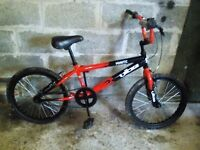 CHILDS BMX BIKE