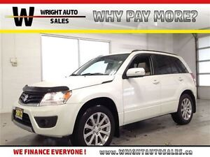 2013 Suzuki Grand Vitara JLX| 4WD| NAVIGATION| SUNROOF| HEATED S