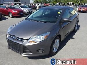 2013 Ford Focus Htd Seats, Sync, Alloy Wheels