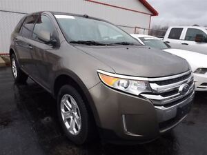 2013 Ford Edge SEL LEATHER PANORAMIC  SUNROOF