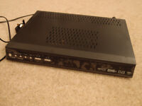 Logik LPVR168 160 gb HDD freeview recorder