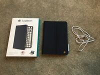 Logitech folio keyboard case for iPad mini 2