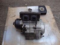 Yamaha RD 200 Engine