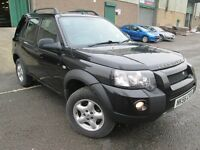 Land Rover Freelander 2.0 TD4 Adventurer Station Wagon 5dr 12 MONTH MOT/DRIVES EXCELLENT