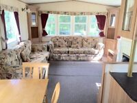 lakeside static caravan for sale Rookley country park isle of wight finance available site included