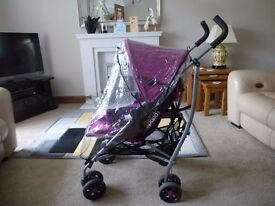 Mamas and Papas Swirl stroller