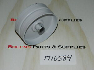 New Bolens tubeframe Idler Pulley 1716584 Fits 1000,1050,1053,1054,1220 and more