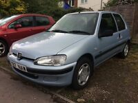 Peugeot 106 1.5 Diesel, excellent little run around!!!