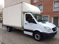 Mercedes Sprinter Luton Van 311Cdi XLWB 2009 with Tail Lift No Vat