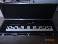 88 Note Digital Piano Road keyboard Case In Excellent Condition