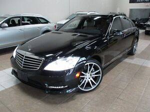 2011 Mercedes-Benz S-Class S550 4MATIC 4 YEARS FULL COVERAGE WAR