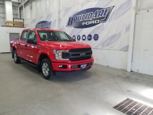2018 Ford F-150 SuperCrew XL 101A Sport Appearance Package 2.7L