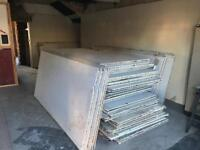60x sheets of paramount plasterboard