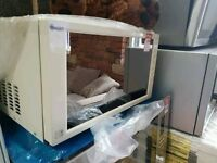 Brand New Cream Swan Microwave Oven For Sale