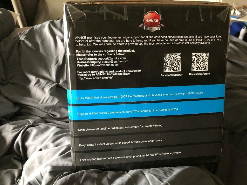 Annke 720p turbo surveillance system | in Sheldon, West Midlands | Gumtree