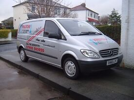 MOBILE LOCKSMITH BUSINESS FOR SALE (DUE TO RETIREMENT)