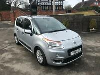 Citroen C3 Picasso exclusive 1.6 hdi