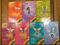 Rainbow Magic Books - The Green Fairies
