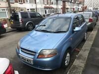 Daewoo Kalos 1.4 manual