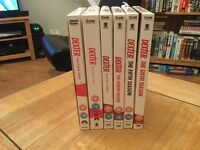 Dexter complete DVD set