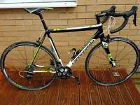 Cannondale caad road bike