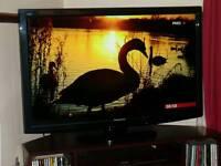 "Panasonic LCD T V 37"""