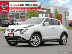 2015 Nissan Juke SL NO ACCIDENTS! ONE OWNER!