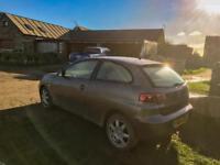 Seat Ibiza 1.4ltr Sport - Petrol