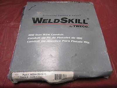 Tweco Ws44-3545-15 Weld Skill Mig Gun Wire Conduit Nib