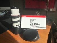 Canon 70-300 f/4-5.6L IS USM