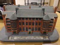 Model of Scotland Street School Glasgow