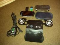 Psp and extras