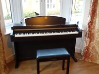 Yahama Clavinova CLP-950 piano with stool and original music